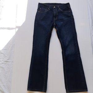 Levi's 527 Regular Fit Blue Wash Men's Jeans